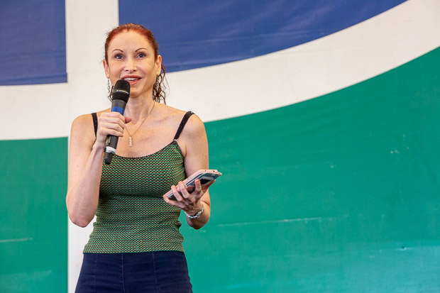 Entrevista com Natália Pasternak